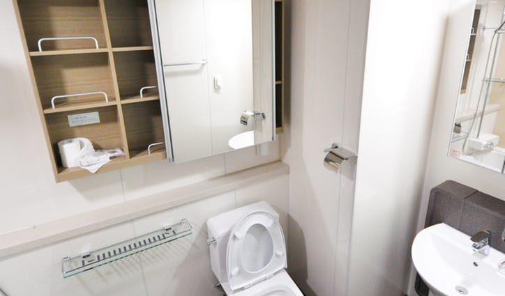 typowy sedes w każdej łazience