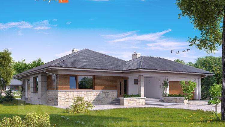 Na co zwracać uwagę przy projekcie domów parterowych?