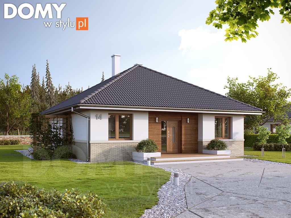 Jakie są zalety projektów domów parterowych?